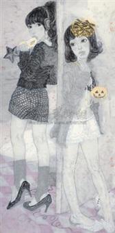 人物 by xu ying