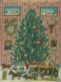 der weihnachtsbaum by max raffler
