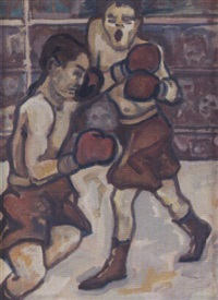 boxing series by arthur smith
