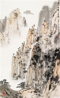 黄山无处不画图 by ya ming