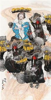 秋获 by liu xuanrang
