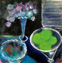 静物 (still life) by lin fengmian