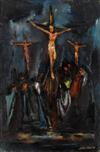 crucifixion by lamar (william) dodd