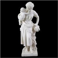 amour maternel by hippolyte françois moreau