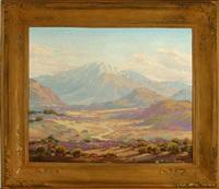 landscape - verbina by joseph p. frey
