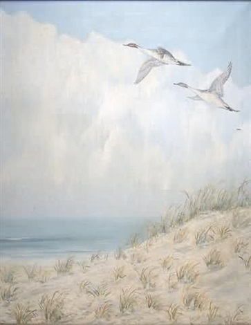 flying geese by walter andrews