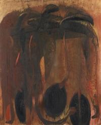 brandstifter braun by neo rauch