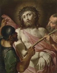 der dornengekrönte christus by aureliano milani