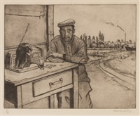arbeiter by jurg kreienbuhl