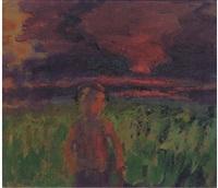 stormy evening by leszek tadeusz muszynski