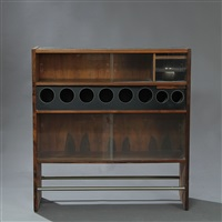 freestanding bar (model hm 3) by poul heltborg