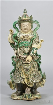 guardian figure by chinese school (17/18)
