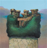 covered tower by john picking