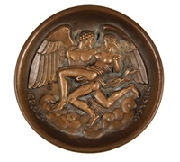 eros & psyche by paul howard manship