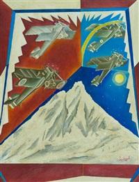 ricognizione aereo italiana by pietro ardigò
