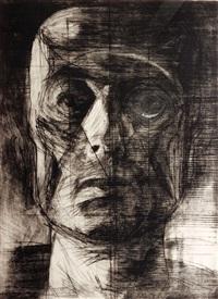portrait by ofer lellouche