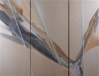 untitled (triptych) by elba alvarez