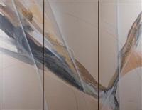 untitled (triptych) by elba alvarez