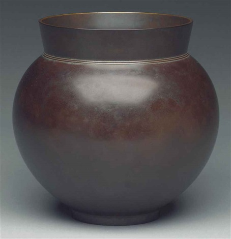 flower vase by katori masahiko