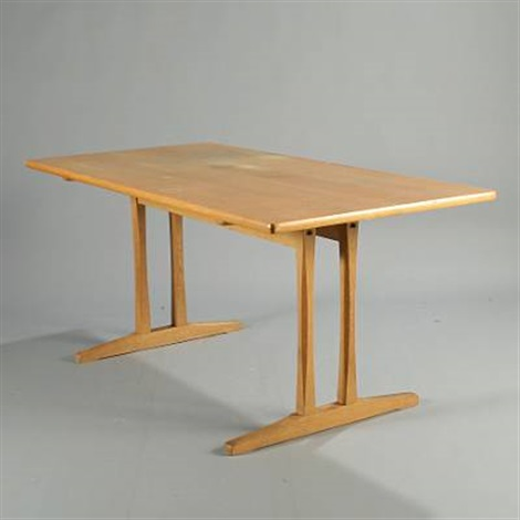 Shaker Table By Børge Mogensen