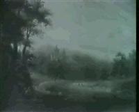 river landscape by jane nasmyth