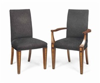 dining chairs (set of 10) by david linley