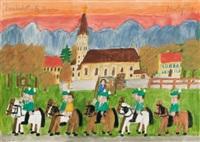 leonhardiritt in fischhausen by max raffler