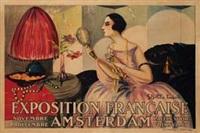 exposition francaise amsterdam by suzanne billet de fombelle