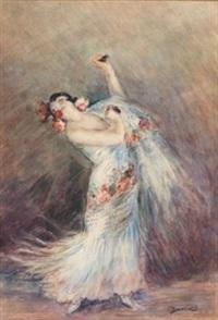 bailarina by gustavo bacarisas