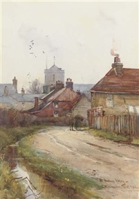 the road to waltham abbey by james macmaster