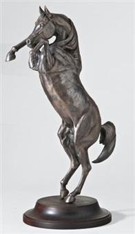 ágaskodó ló by richárd nacsa