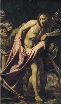 cristo spogliato by fabrizio boschi