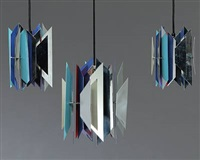 tivoli pendants (set of 3) by simon p. henningsen