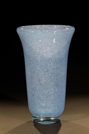 seltene vase a bollicine by carlo scarpa