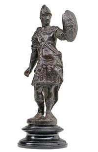 römische gottheit mars by tiziano aspetti