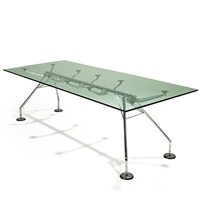 nomos dining table by lord norman foster
