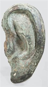 sztálin szobor bal füle by sándor mikus