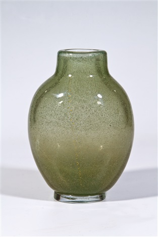vase sommerso a bollicine by carlo scarpa