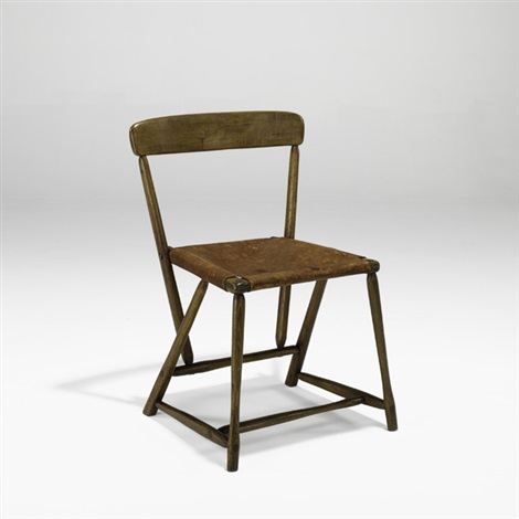 hammer handle chair by wharton h esherick