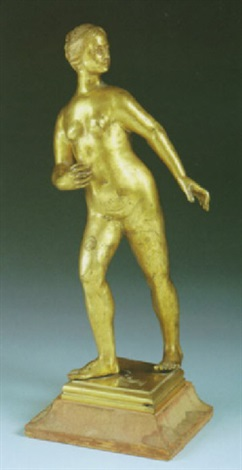 stehende venus by german school augsburg 16