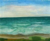 havbillede (seascape) by jens andersen sondergaard