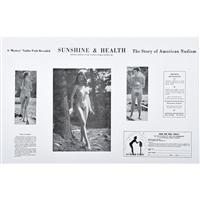 from white columns print portfolio by richard prince