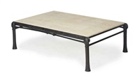low table (top designed by victoria hagan interiors) by philippe anthonioz