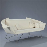 folda sofa (prototype) by louise campbell