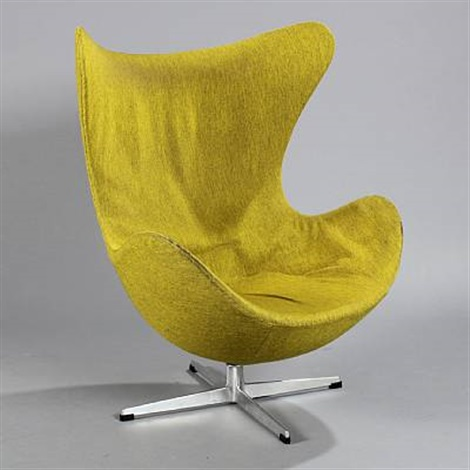 the egg model 3315 by arne jacobsen