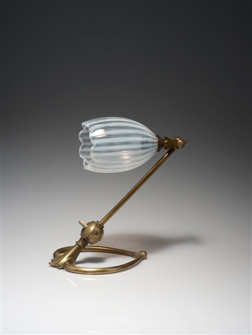 tischlampe by william arthur smith benson