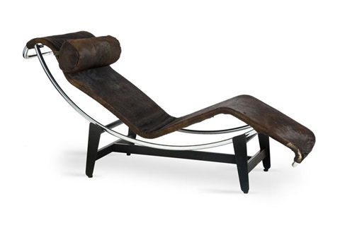 Chaise Longue B306 By Le Corbusier Charlotte Perriand And Pierre Jeanneret