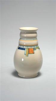 vase (designed by eelke snel and anton cornelis van ee) by kennemer pottenbakkerij