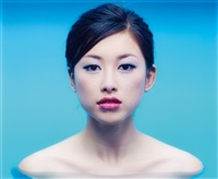 Chines Pool Portrait (4088, Zhu Zhu), 2007