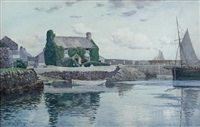 craig-y-don - the cottage by the sea, cemaes bays, anglesey by john mcdougal